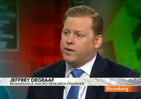 deGraaf on Bloomberg