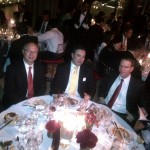 Guy Cerundolo, Rob Ginsberg &  David Lundgren at the MTA 40th Anniversary Gala.