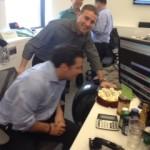 Anthony and Ciro's Birthday Cake