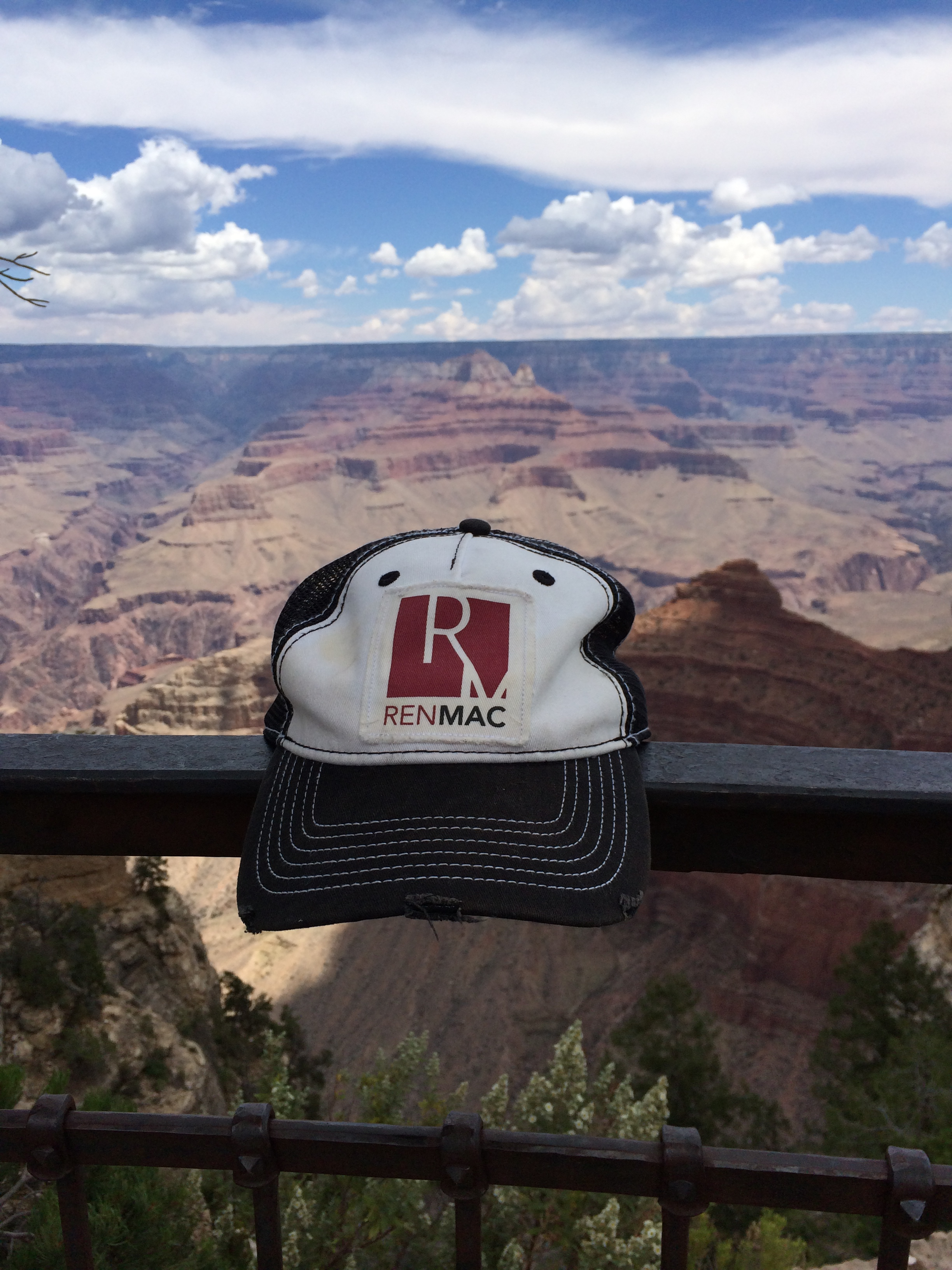 Renmac in GrandCanyon