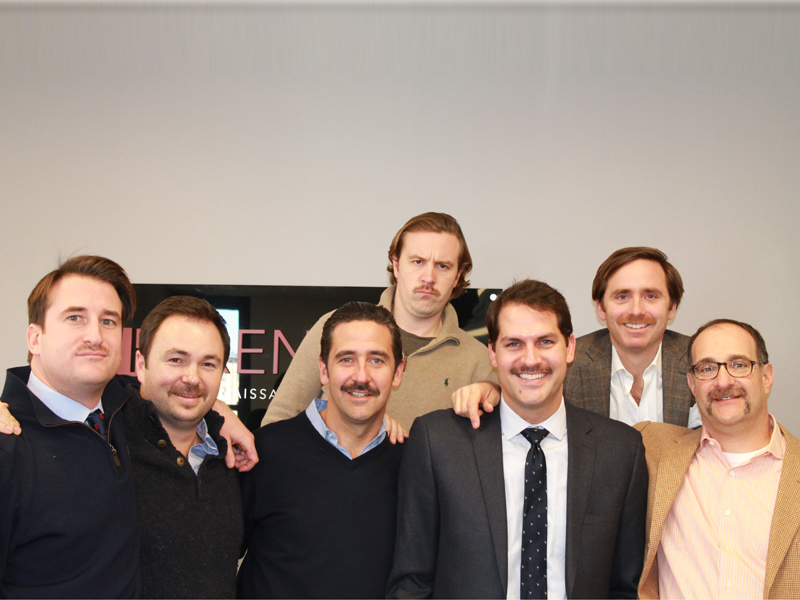 RenMac does Movember 2014