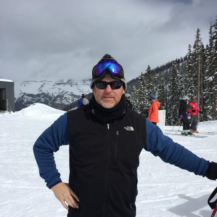 Jeff deGraaf at Telluride 2015