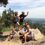 Boucher kids: Mile High