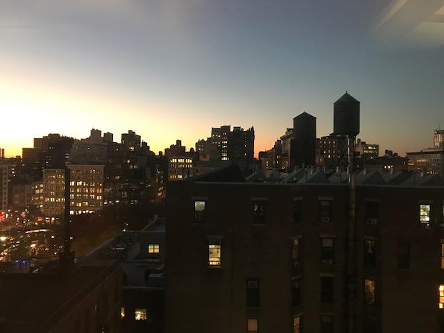 RenMac at Sunset